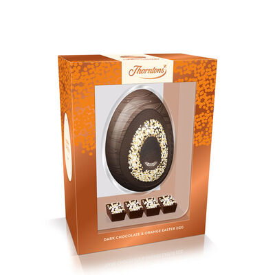 Dark Chocolate and Orange Premium Egg desktop