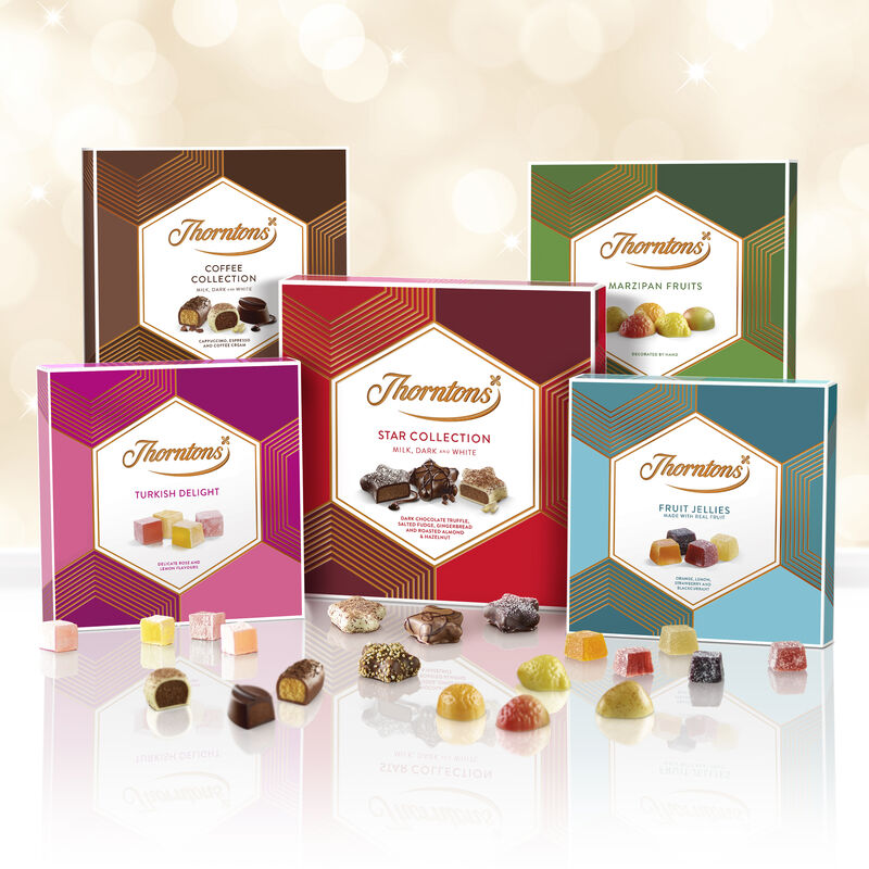 Christmas Favourite Flavours Selection