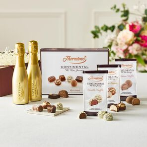 Prosecco Giftset tablet