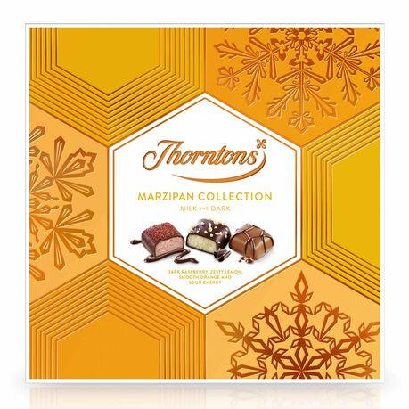 Chocolate Marzipan Fruits Collection