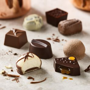 Continental Chocolate Collection tablet