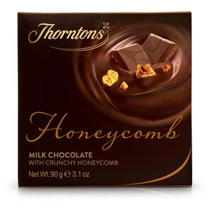 Honeycomb Milk Chocolate Block tablet