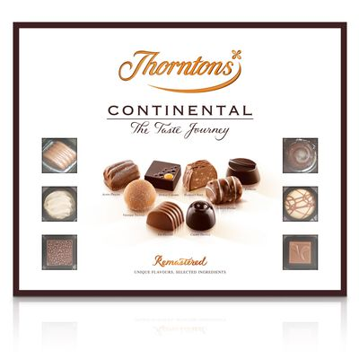 Continental Specialist Selection desktop