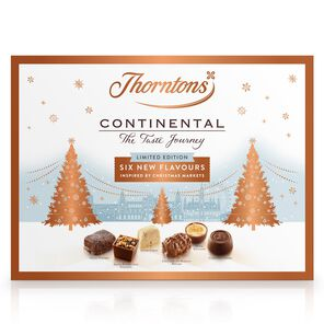 Continental Winter Market tablet