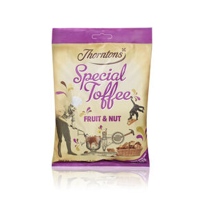 Fruit and Nut Special Toffee Bag tablet