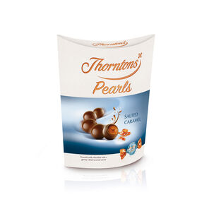 Thorntons Pearls Salted Caramel tablet