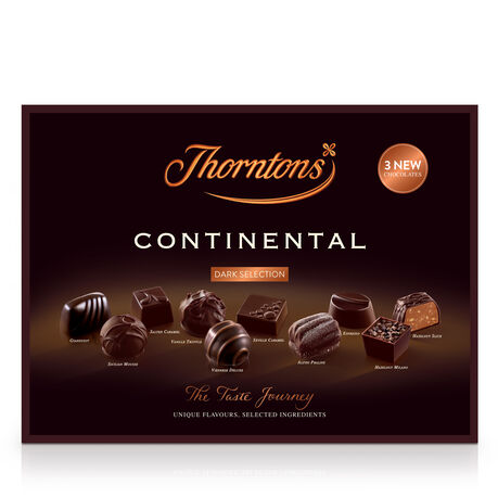 Dark Chocolate Continental Gift Collection