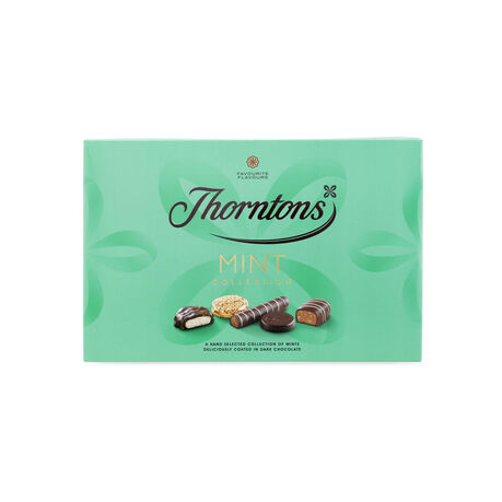 Mint Collection Chocolate Box