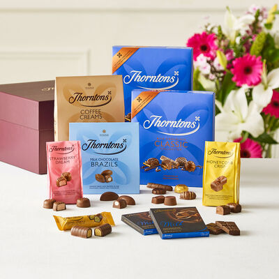 Milk Chocolate Hamper desktop