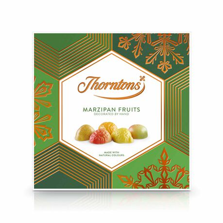 Marzipan Fruits Collection