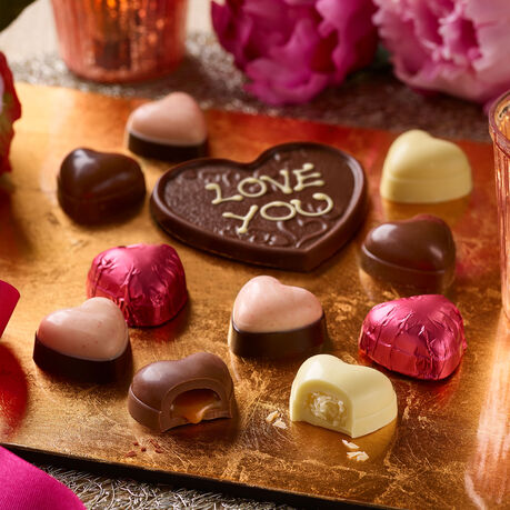 Chocolate Hearts Collection