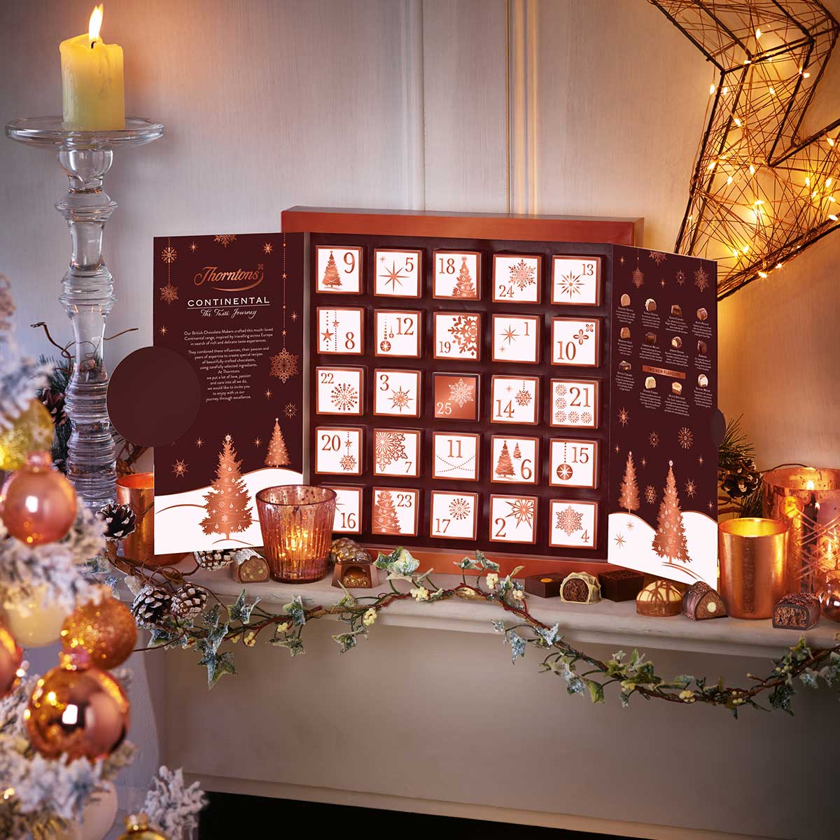 image showing the continental Advent Calendar