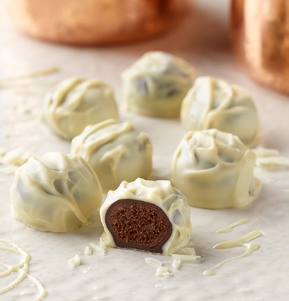 About Vanille Truffle | Discover Continental | Thorntons