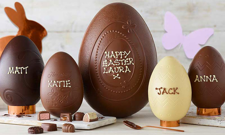 Thorntons chocolate gifts luxury easter eggs easter eggs negle Gallery