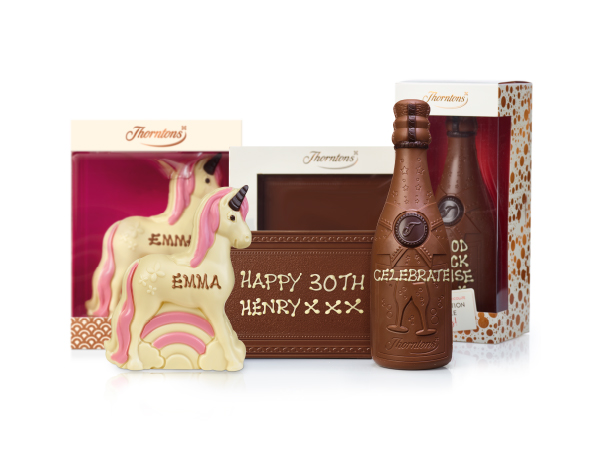 Personalised Gift Options At Thorntons | Online & In store