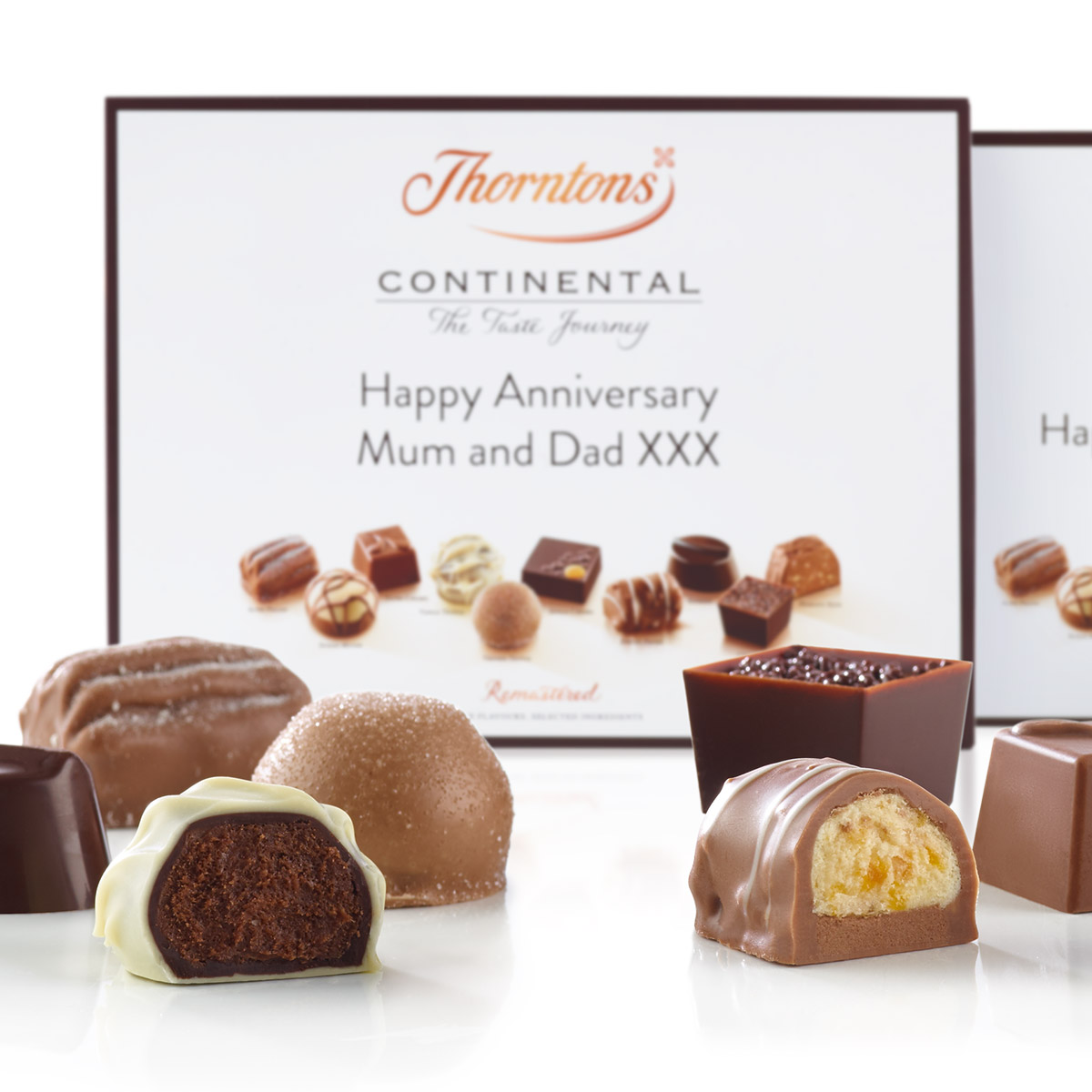 personalised continental box