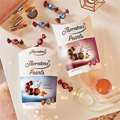 NEW Thorntons Pearls image