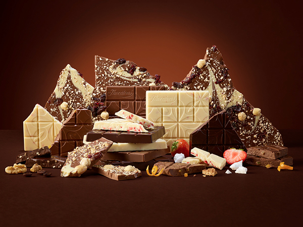 image of Thorntons chocolate blocks collection