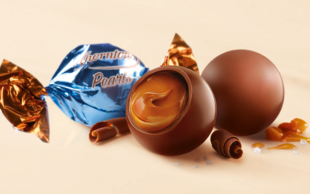Thorntons Pearls - Salted Caramel