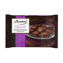 Thorntons Cakes Range Licensed Products Thorntons
