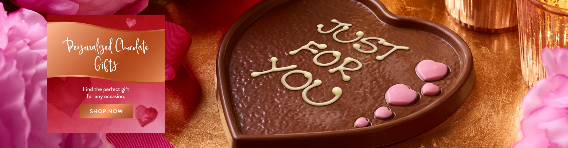 Personalised chocolate gifts - Find the perfect gift for any occasion