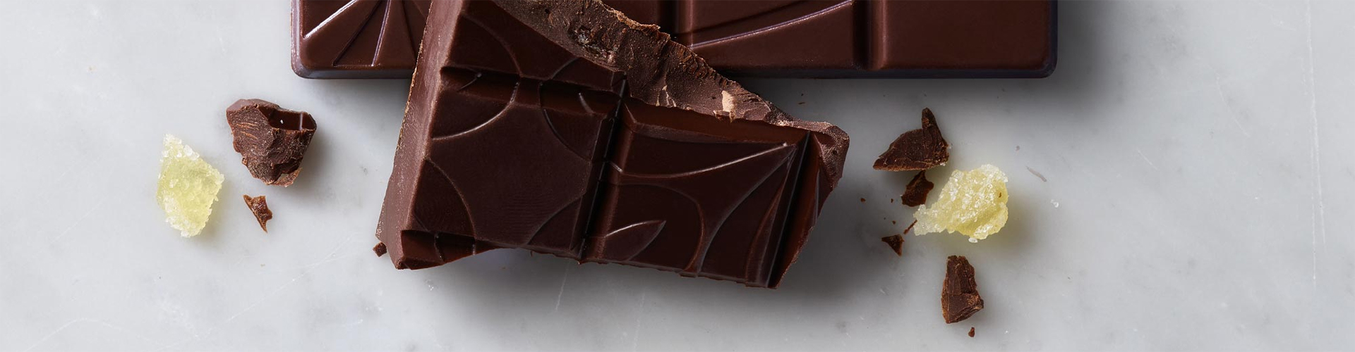 image showing ginger and chocolate pieces