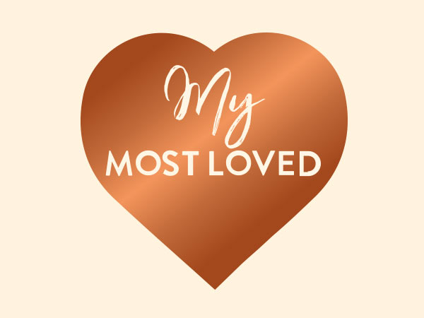 image showing My Most Loved heart