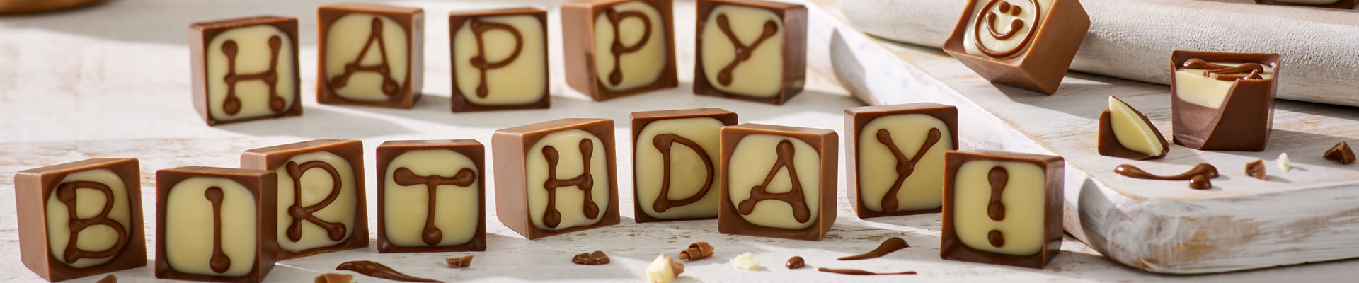 Personalised Iced Chocolate Gifts