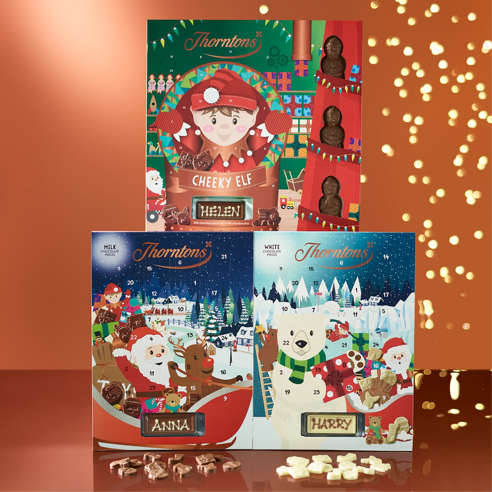 Chocolate Advent gifts image