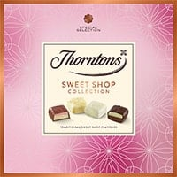 sweet shop collection box