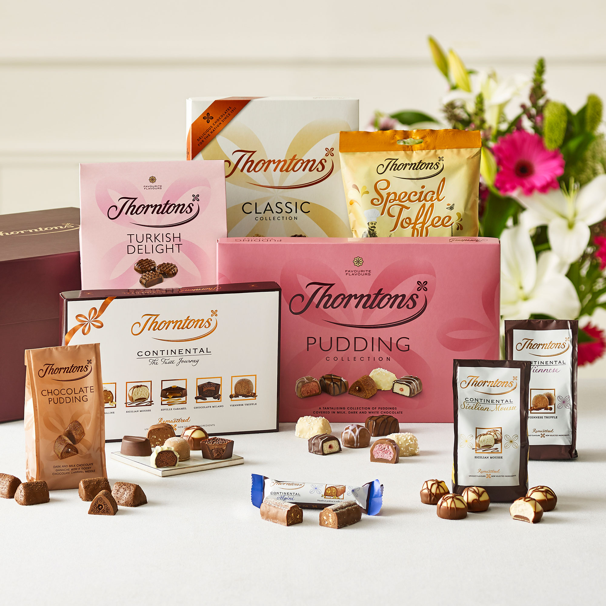 Best Sellers Chocolate Hamper Chocolate Gifts Thorntons