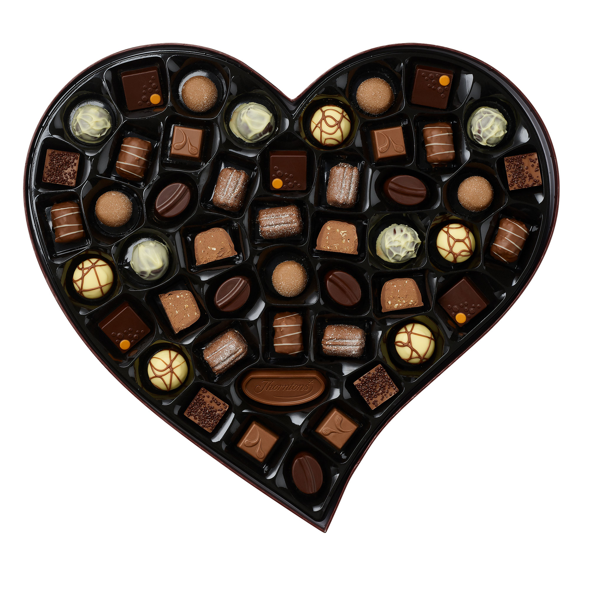 Continental Heart Box | Chocolate Gifts | Thorntons