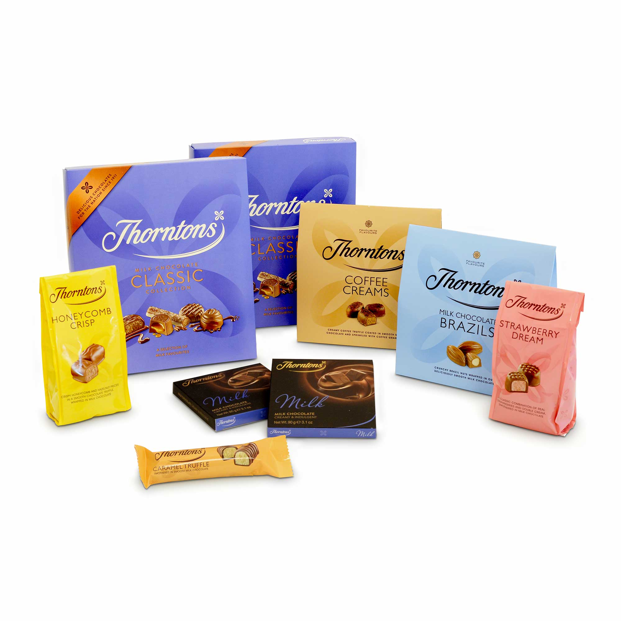 Thorntons free delivery discount code: Enjoy your savings to the fullest by grabbing this deal from this online vendor to receive these superb Easter Orders at the lowest cost. Presenting some of the verified deals and offers for Thorntons. This is the most recent offer available for Thorntons.