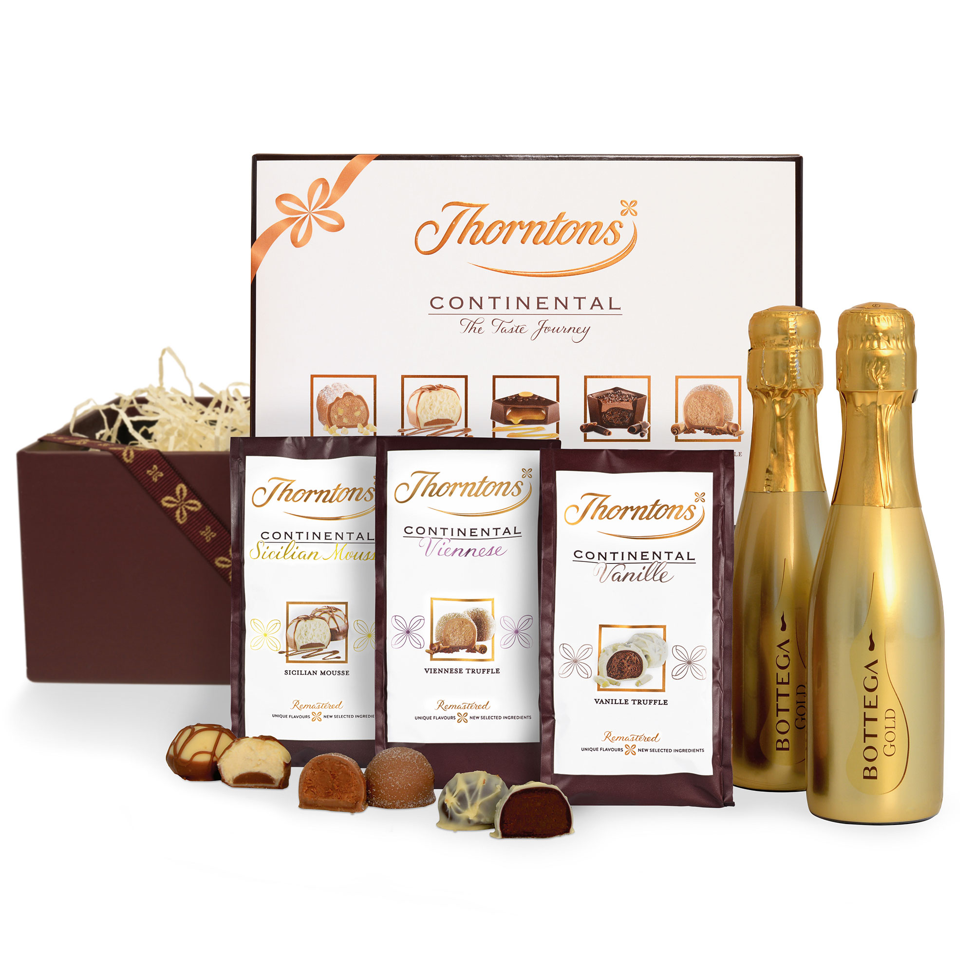 Pick up a Thorntons gift card today! It is the perfect gift for someone that is on-the-go!