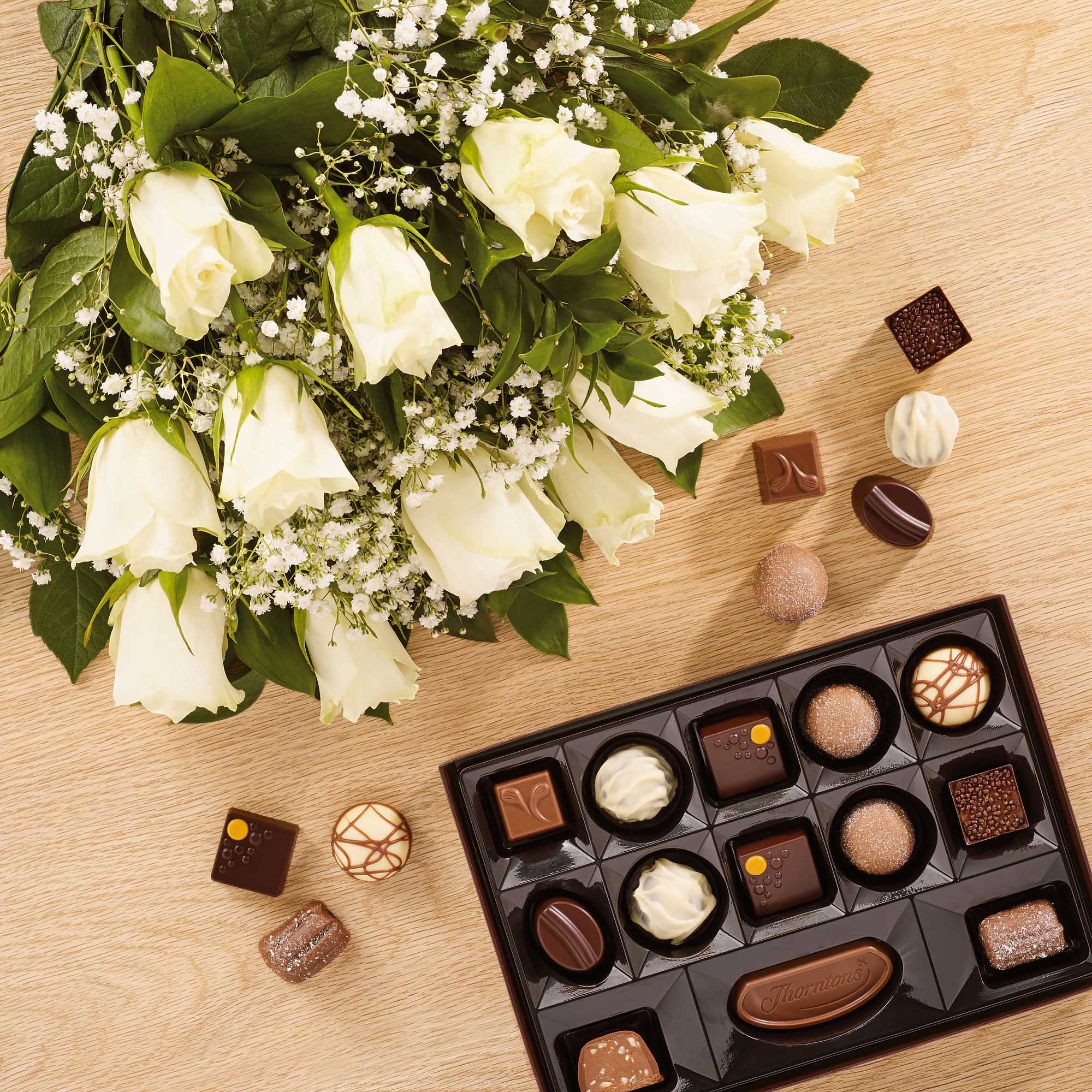 Flower delivery order flowers and chocolates by post uk thorntons izmirmasajfo