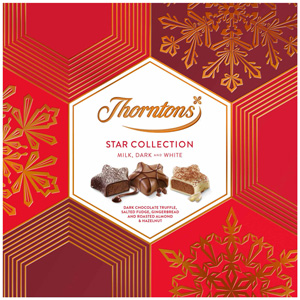 Thorntons Star Collection Box