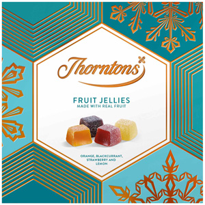 Thorntons Fruit Jellies Selection Box