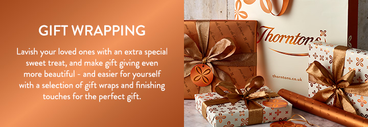 Thorntons Nottingham Victoria Centre Gift Wrapping Service
