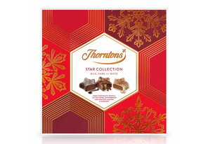 From the Cheeky Elf to our Christmas Selection box, <br>make their Christmas wishes come true with a 3 for 2 gift from Thorntons.